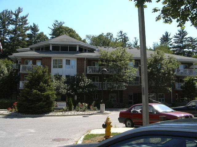 Royal Canadian Legion Branch 414 Apartments